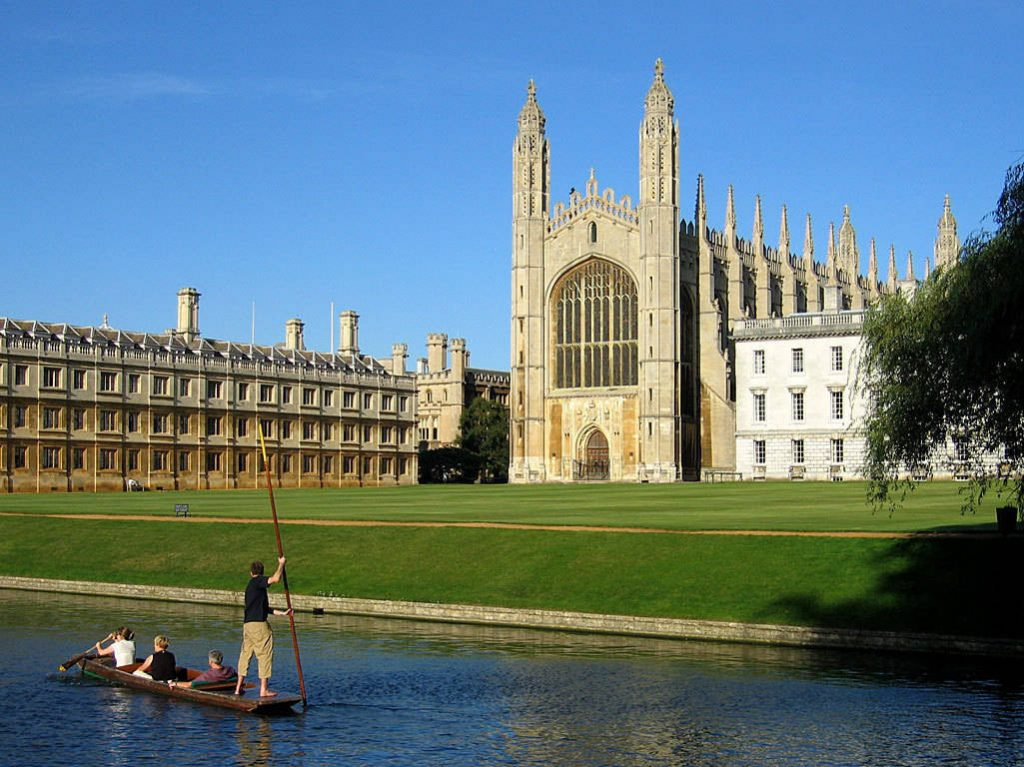 Photo of Cambridge